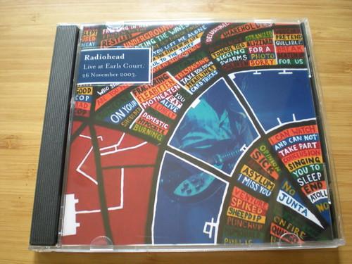 RADIOHEAD - Earls Court London 26th November 2003 (FM)
