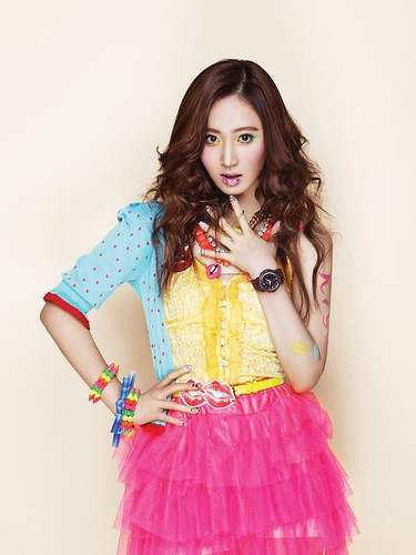 SNSD Kiss Me Baby-G by Casio || Yuri – Girls Generation/SNSD Photo (33339970) – …