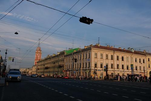 XE3F7816 - Avenida Nevski (San Petersburgo) - Nevsky Prospect (Saint Petersburg)- Невский проспект (Санкт-Петербург)