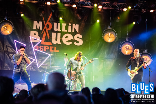 Boogie Beasts @ Moulin Blues 2019