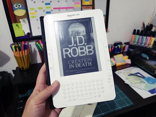 Creation in Death (J. D. Robb)