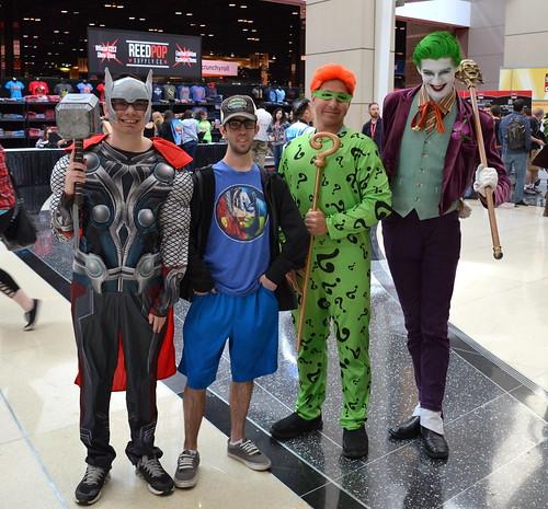 C2E2 Comic Con 2017