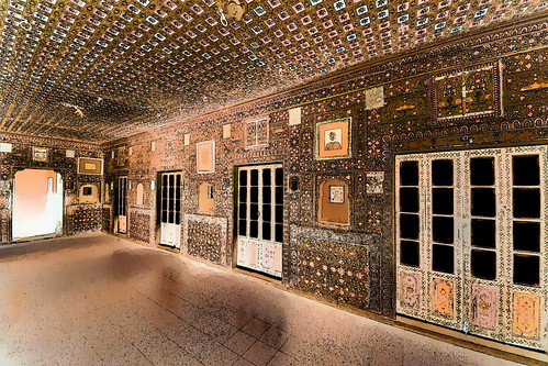 India - Rajasthan - Bikaner - Junagarh Fort - 105g