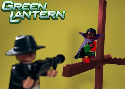 DCU Green Lantern #20 Special