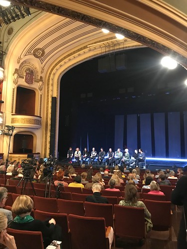 Third Practice Open rehearsals, Friday 17.5.2019 Audience Talk