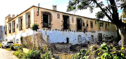 Alquería de la Torre, un bien municipal declarado Bien de Relevancia Local en ruina, gracias a la negligencia institucional