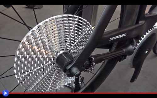 L'allegro tictac di una bici liberata dalla sua catena