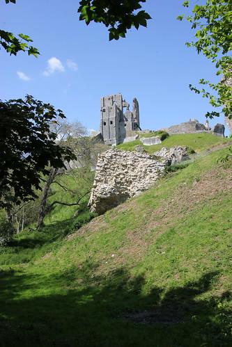 Corfe Castle Dorset (3)