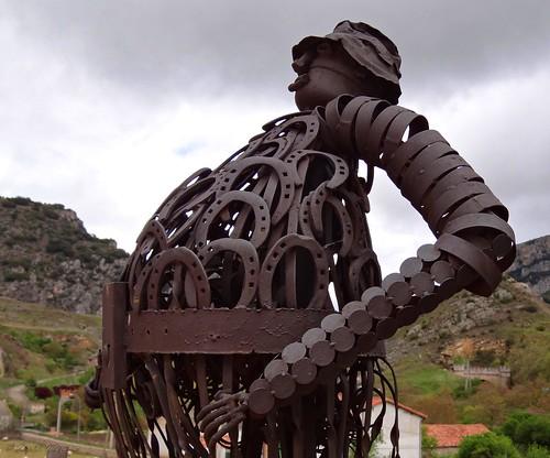 Sancho Panza  de Pancorbo, Burgos, España.
