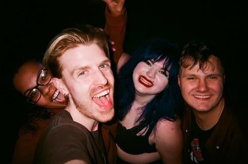 Crazy Kids --- Jackie, Me, Sami and Ivan