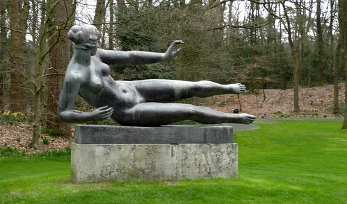 'L'Air' (The Sky) by Aristide Maillol