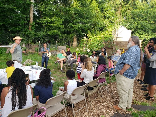 Prince George's County Food Equity Council + Cottage City Garden = Community Building