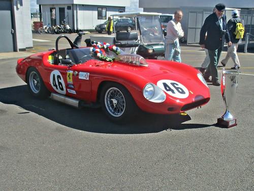 305 Ferrari 246S (1960)