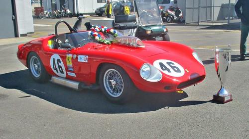 306 Ferrari 246S (1960)