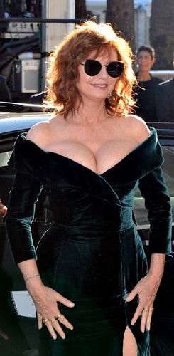 Susan Sarandon at Cannes Film Festival 2016, Photo by Georges Biard, Susan_Sarandon_Cannes_2016 Photo by Georges Biard, https://creativecommons.org/licenses/by-sa/3.0/deed.en