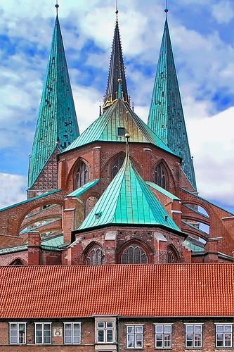 Germany - Lübeck - St. Marien - 7h