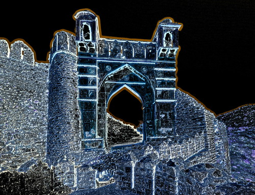 India - Madhya Pradesh - Mandu - Songarh Fort - 5dd