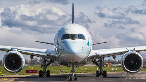 Cathay A350