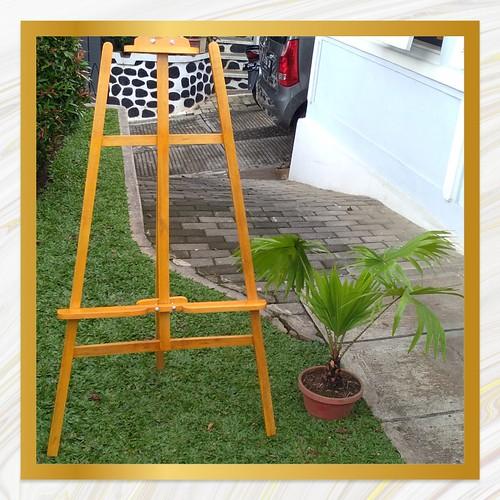 GROSIR!!! Standing Frame Kayu  Tanpa Laci +62 852-2765-5050
