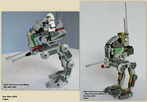 Star Wars LEGO 75261 Clone Scout Walker - 20th Anniversary Edition
