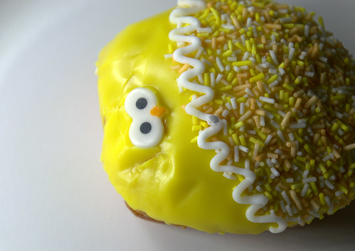 Krispy Kreme Lemon Chick