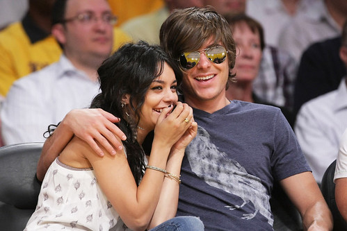 Vanessa Hudgens reflects on her relationship with Zac Efron