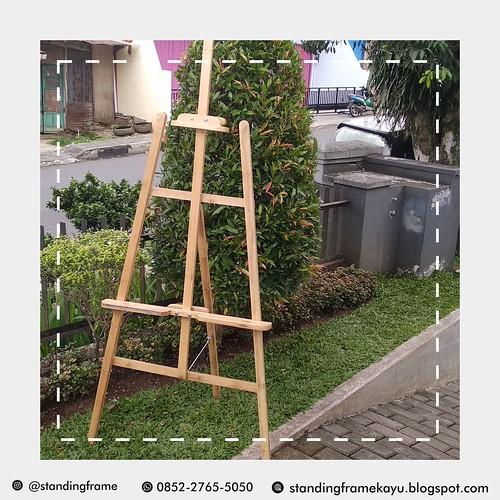 TERLARIS!!! +62 852-2765-5050, Standing Kanvas di Sorong
