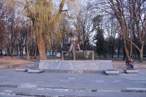 Скульптор Иван Миско. Писатель Максим Горький. The sculptor Ivan Misko. Writer Maxim Gorky (18)