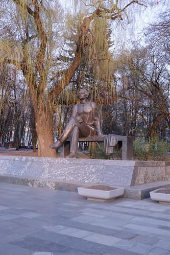 Скульптор Иван Миско. Писатель Максим Горький. The sculptor Ivan Misko. Writer Maxim Gorky (16)
