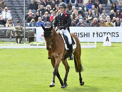 Toledo de Kerser and Tom McEwen go into 2nd place
