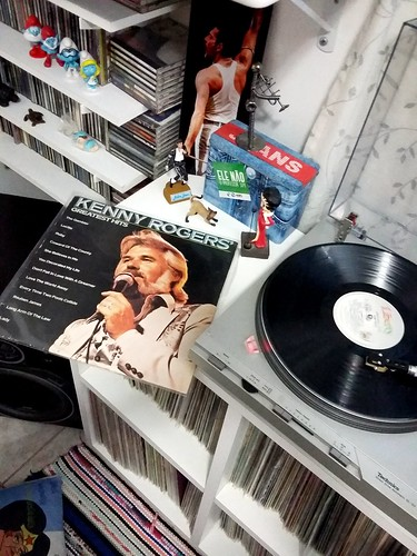 Kenny Rogers. Kenny Rogers' Greatest Hits  (℗&©1980/Liberty Records-EMI/Brazil)