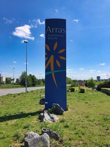 Arras, Frankreich