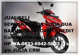 HP/WA 0823-6942-5833 (Tsel) PROSES CEPAT...!!! JUAL CASH/CREDIT Sepeda Motor Suzuki di Medan
