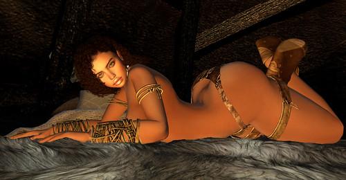 Sexy Huntress