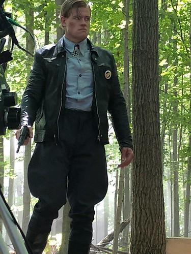 Trevor Donovan Wolfhound movie