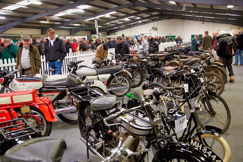 Motor Cycle Show - Staffordshire - 27 April 2019