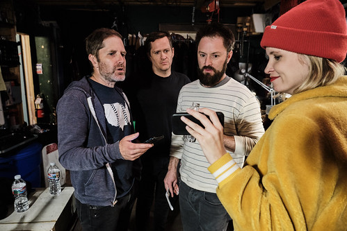 Andrew Orvedahl, Ben Roy, Adam Cayton-Holland, Mo Welch - The Grawlix - The Bug Theatre