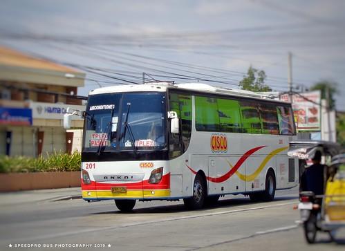 Noon Ankai (Luzon Cisco Transport Inc. #201)