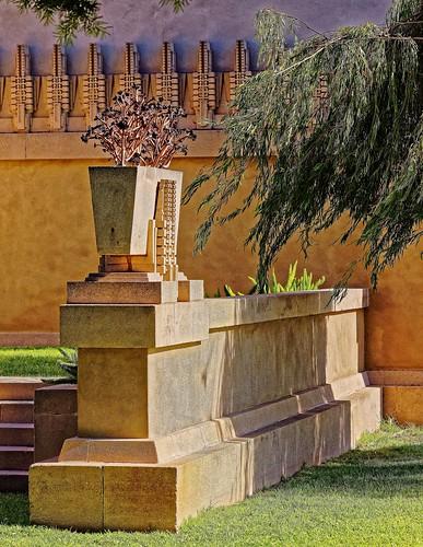 Hollyhock House Views - Los Angeles, CA