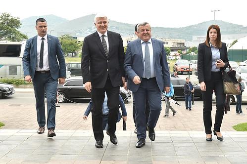 Duško Marković - Otvaranje IX Međunarodne berze preduzetničkih ideja na Univerzitetu Donja Gorica