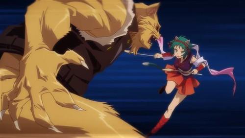 Yuragi-sou no Yuuna-san OVA – Episódio: 03