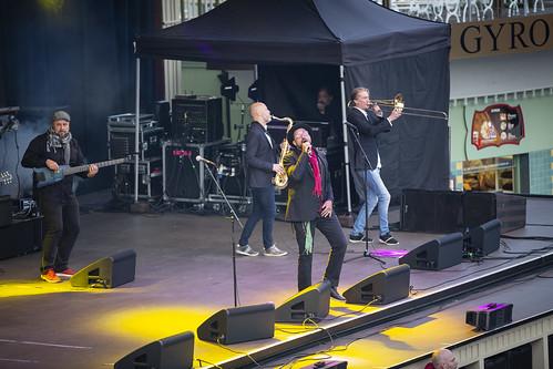 Kalle Baah @ Grönan Live 9/5 2019