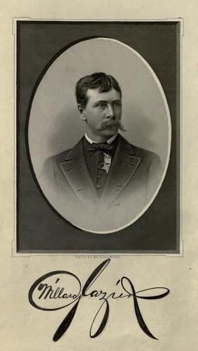 Willard Glazier 1886
