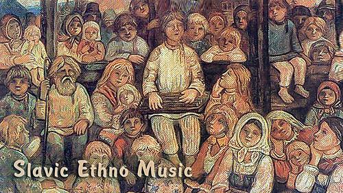 Slavonic Ethnic Music