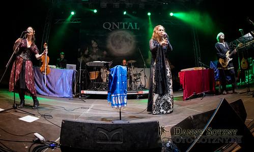 Qntal beim WGT 2018