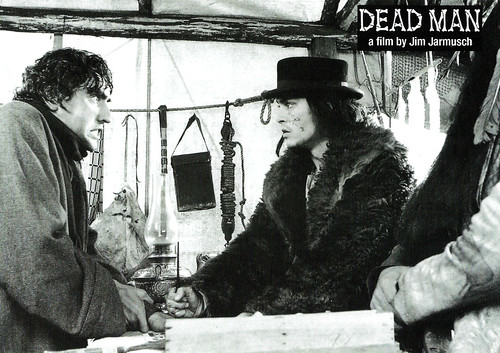 Johnny Depp and Alfred Molina in Dead Man (1993)