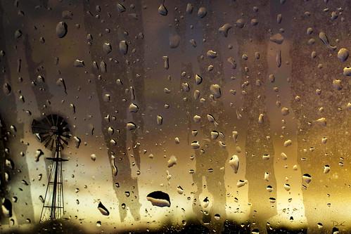 Windmill And Rain....