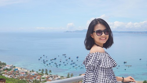 Cù lao Xanh mùa biển đẹp nơi thoả thích đam mê chụp choẹt của bạn!