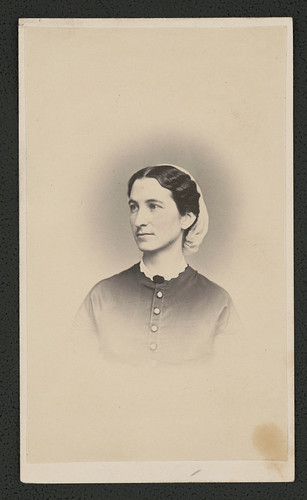 [Jane Jennings, also known as Janet, nurse at tent hospitals in Washington, D.C.] (LOC)