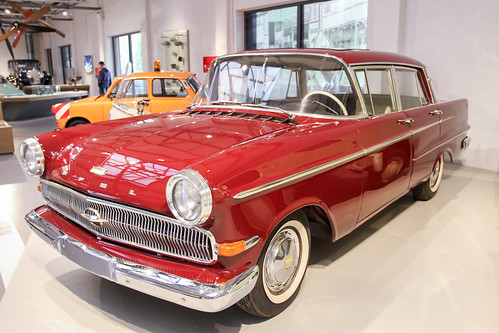 Opel Kapitän L